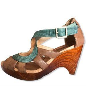 Miz Mooz Petra Leather Sandals